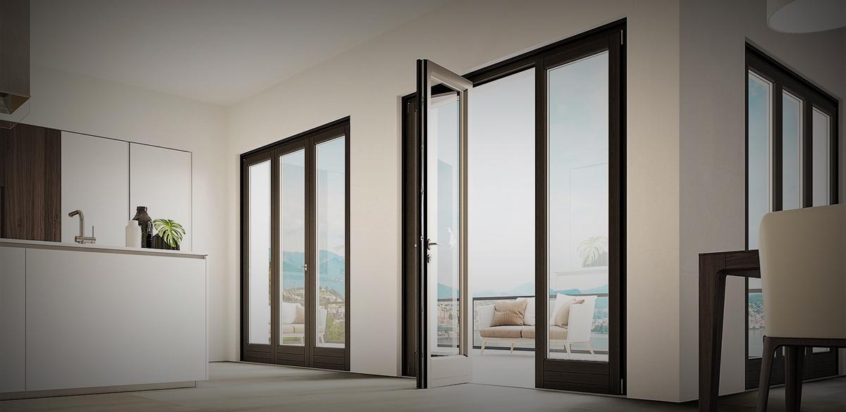 Home laverderosa produzione e vendita porte in legno roma - Vi girano porte e finestre ...
