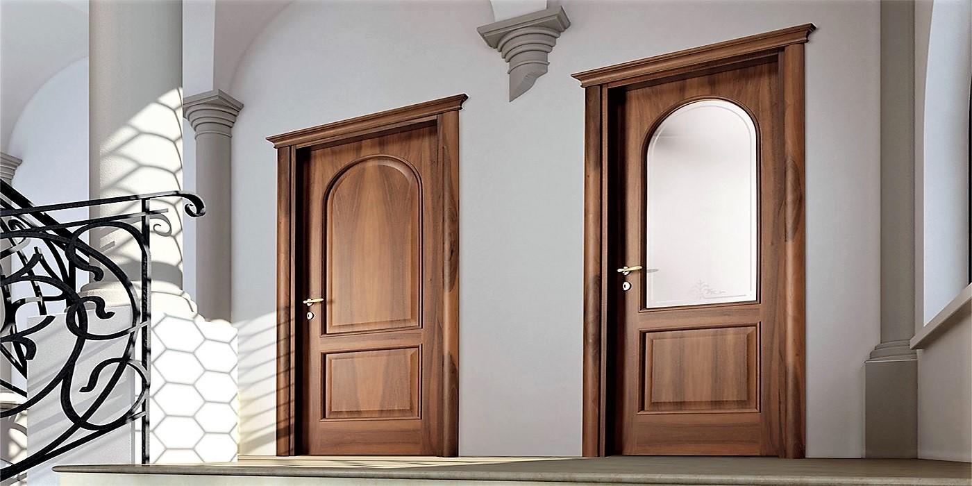Home laverderosa produzione e vendita porte in legno roma for Finestre pvc usate