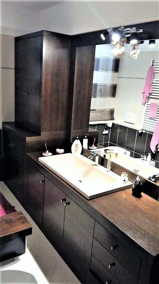 Mobile Bagno Con Lavatrice Incassata. Cheap Mobile Lavabo With ...