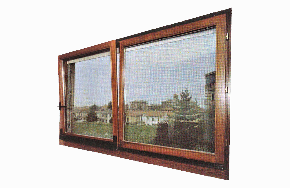 Finestre in legno a roma su misura infissi a taglio for Finestre roma prezzi