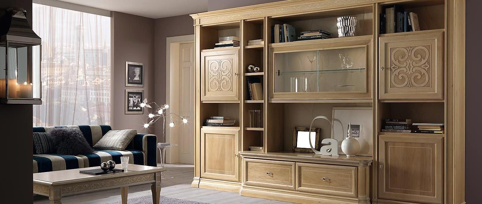 parete-soggiorno-classico-in-legno-massello-roma-la-verderosa